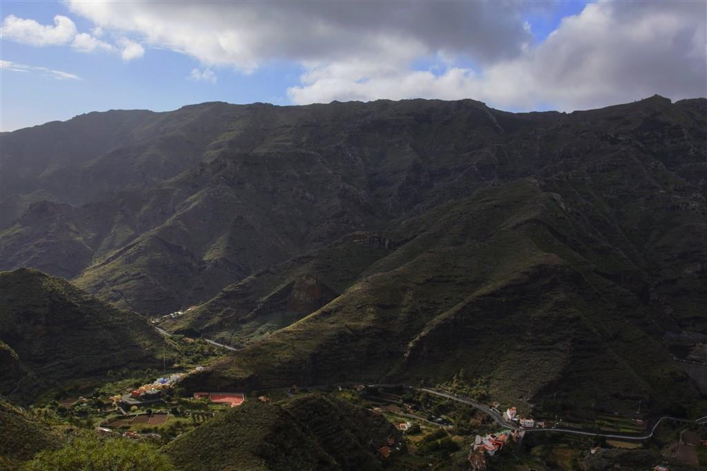 Zdjęcia: okolice Hermigua, La Gomera/Wyspy Kanaryjskie, La Gomera, HISZPANIA