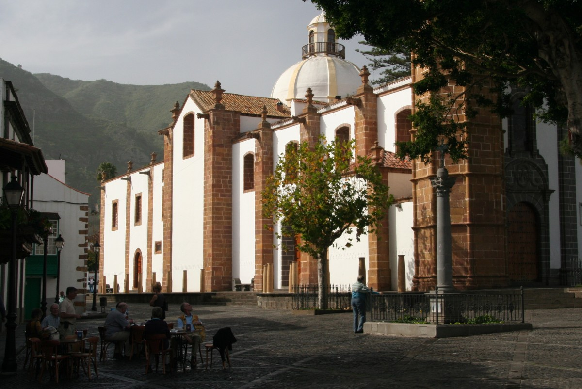 Zdjęcia: Teror, Gran Canaria, Nostra Seniora Del Pinio, HISZPANIA