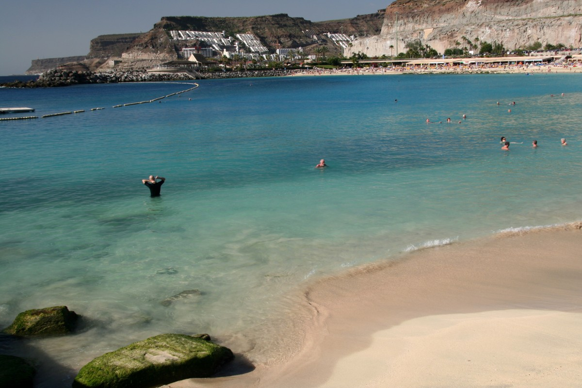 Zdjęcia: Taurito, Gran Canaria, Playa Amadores 1, HISZPANIA