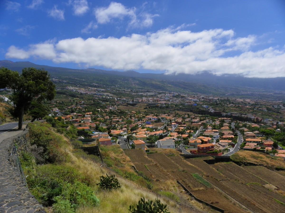 Zdjęcia: Tenerife, Tenerife, Kanaryjski pejzaż II, HISZPANIA