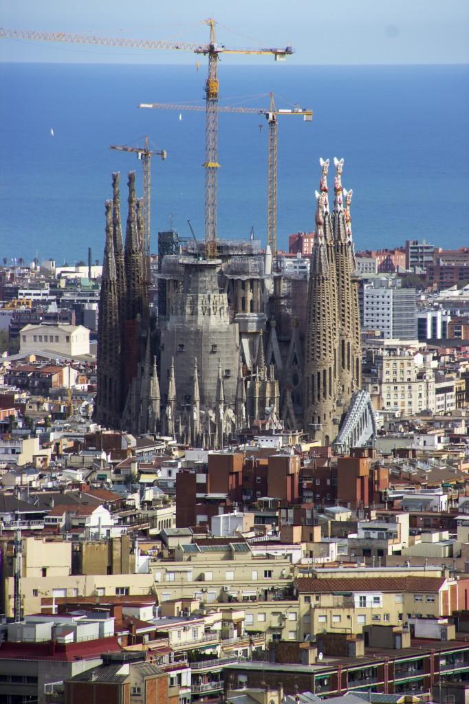 Zdjęcia: Barcelona, Katalonia, Sagrada Familia, HISZPANIA