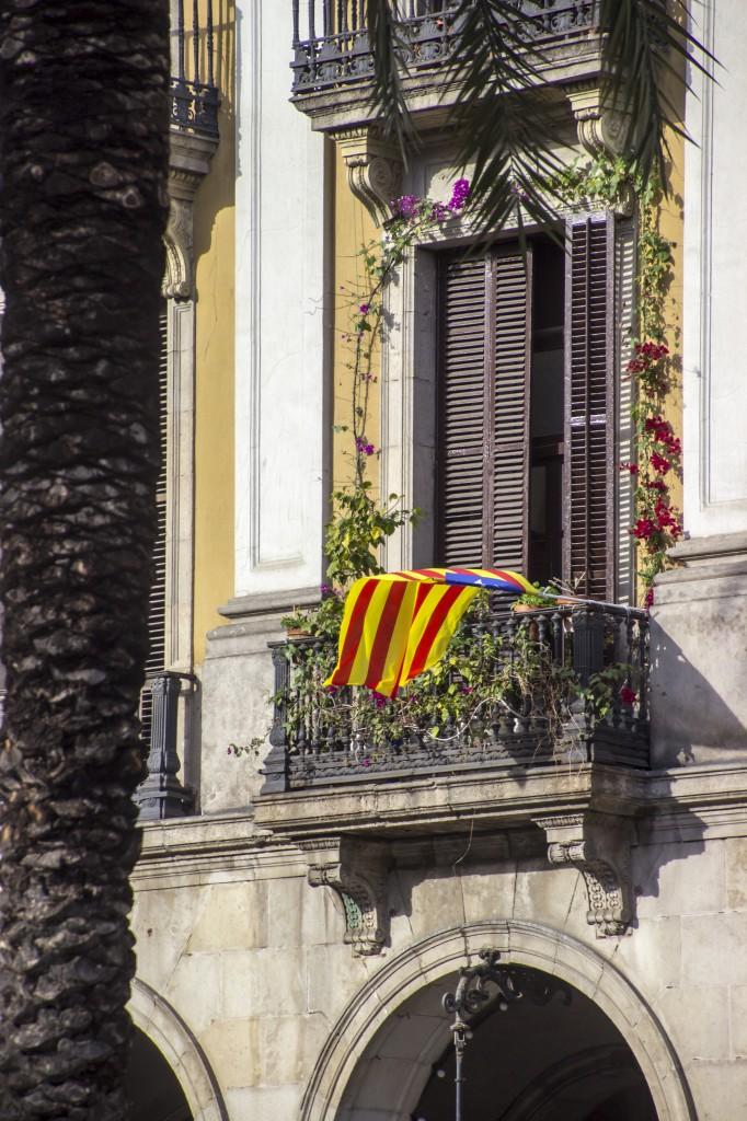 Zdjęcia: Barcelona, Katalonia, dumna Katalonia :), HISZPANIA
