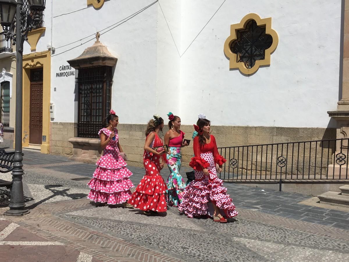 Zdjęcia: Ronda, Andaluzja, Dzień największej corridy w Rondzie, HISZPANIA