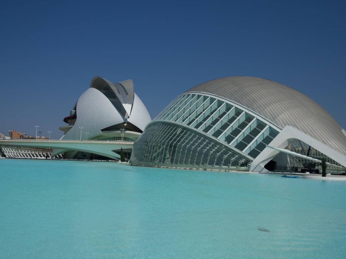 Zdjęcia: Walencia, Walencia, Miasto Nauki i Techniki, HISZPANIA