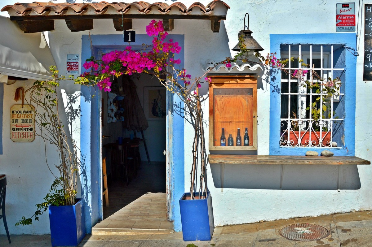 Zdjęcia: Altea, Costa Blanca, Uroki małego miasta, HISZPANIA