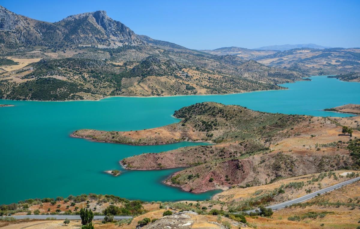 Zdjęcia: Zahara de la Sierra, Andaluzja, Zahara de la Sierra, HISZPANIA
