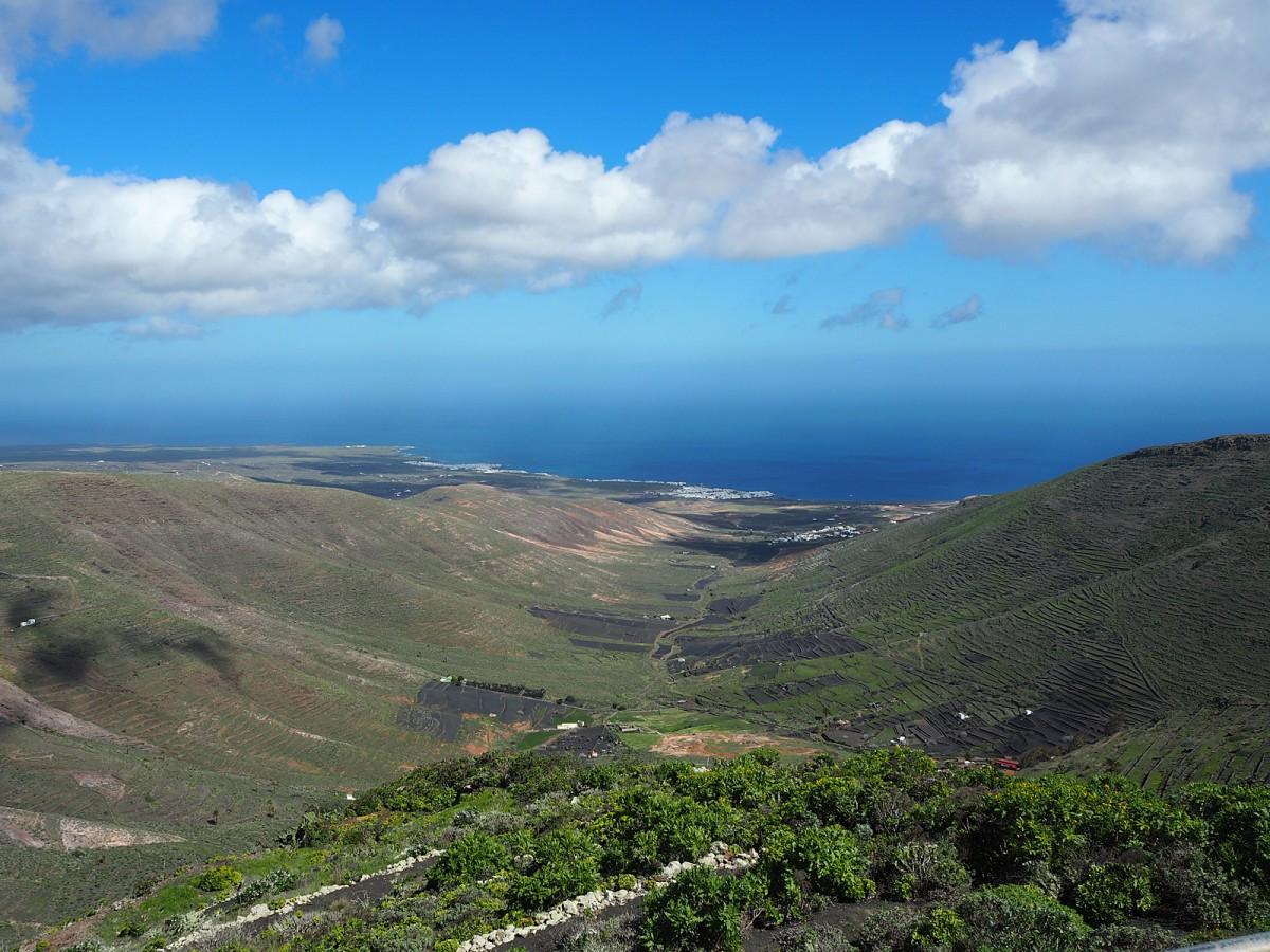 Zdjęcia: Lanzarote, Wyspy Kanaryjskie, Widoczek, HISZPANIA