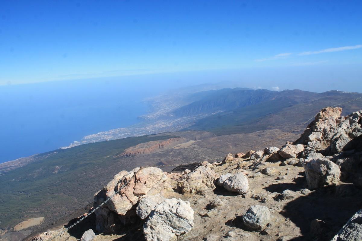 Zdjęcia: szczyt Pico del Teide, Teneryfa, Pico del Teide, HISZPANIA