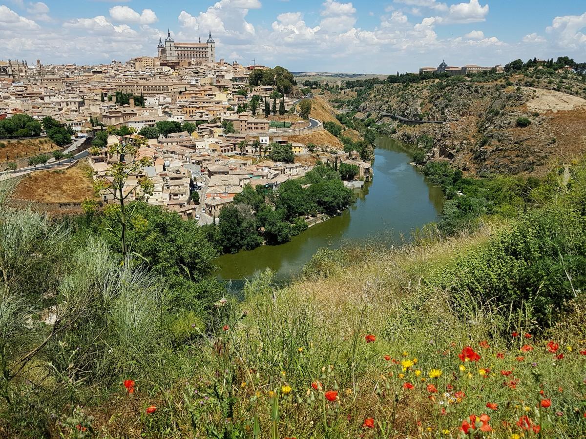 Zdjęcia: Toledo, Kastylia-La Mancha, Wstęgą Tagu opasane, HISZPANIA