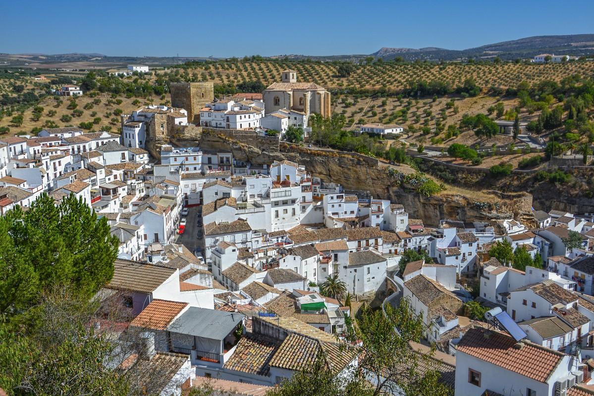 Zdjęcia: Setenil de las Bodegas, Andaluzja, Setenil de las Bodegas, HISZPANIA