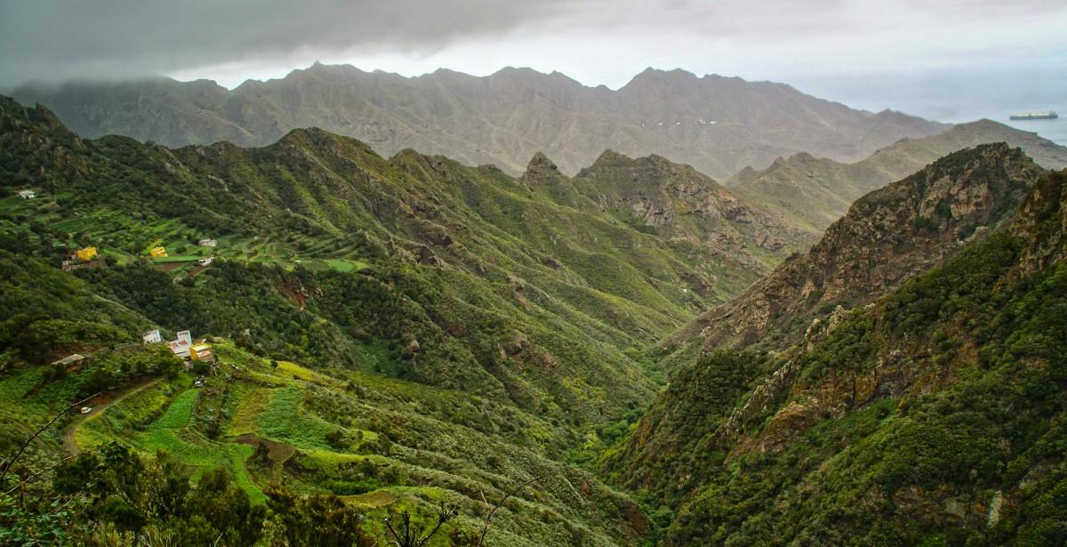 Zdjęcia: góry Anaga, Teneryfa, góry Anaga, HISZPANIA