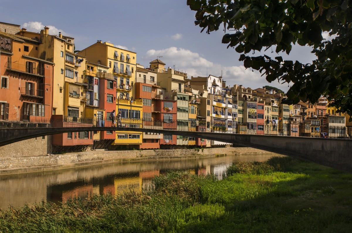 Zdjęcia: Girona, Katalonia, Girona, HISZPANIA