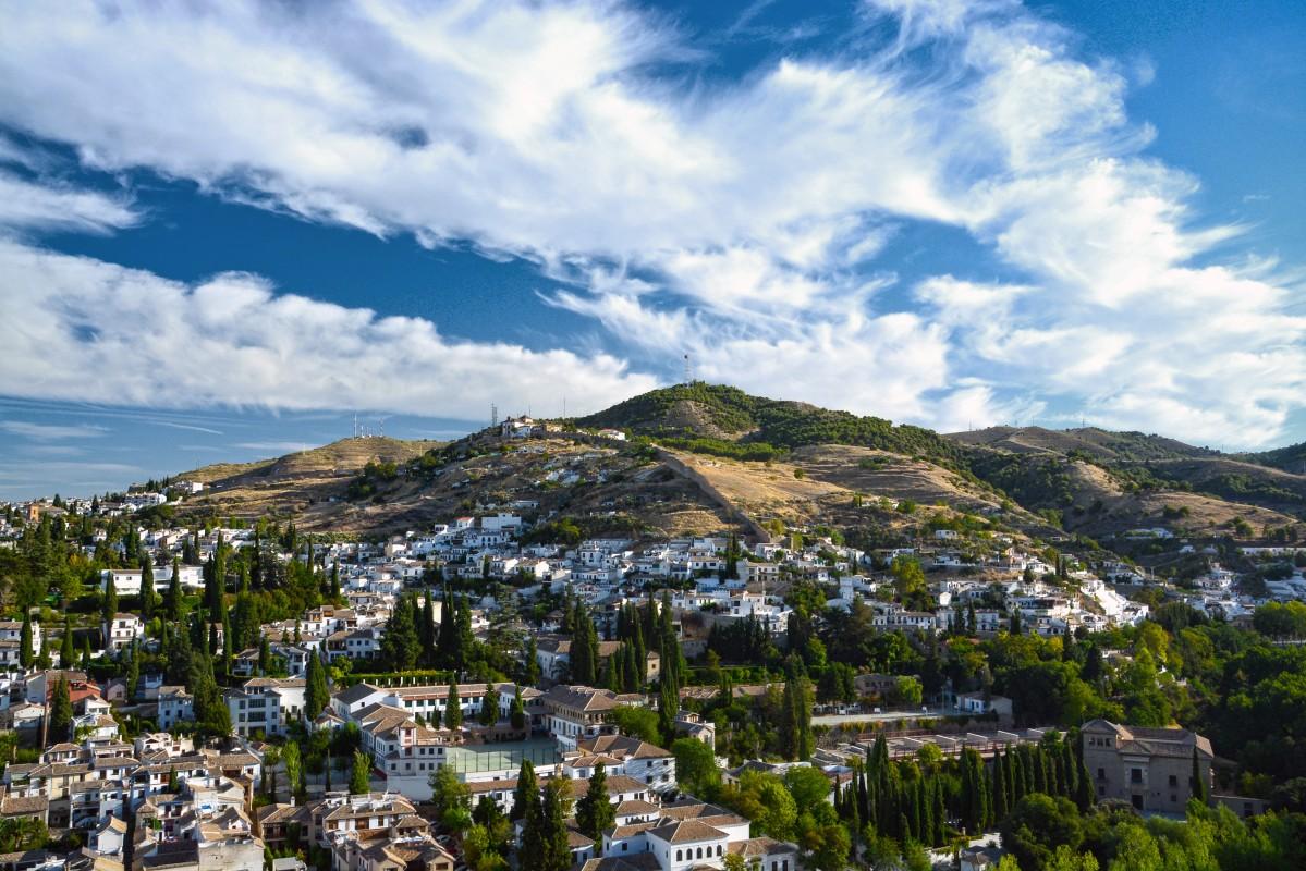 Zdjęcia: Grenada, Andaluzja, Grenada, HISZPANIA