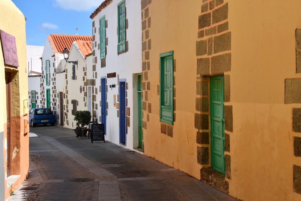 Zdjęcia: Aguimes, Gran Canaria, Stare miasto w Aguimes 1, HISZPANIA