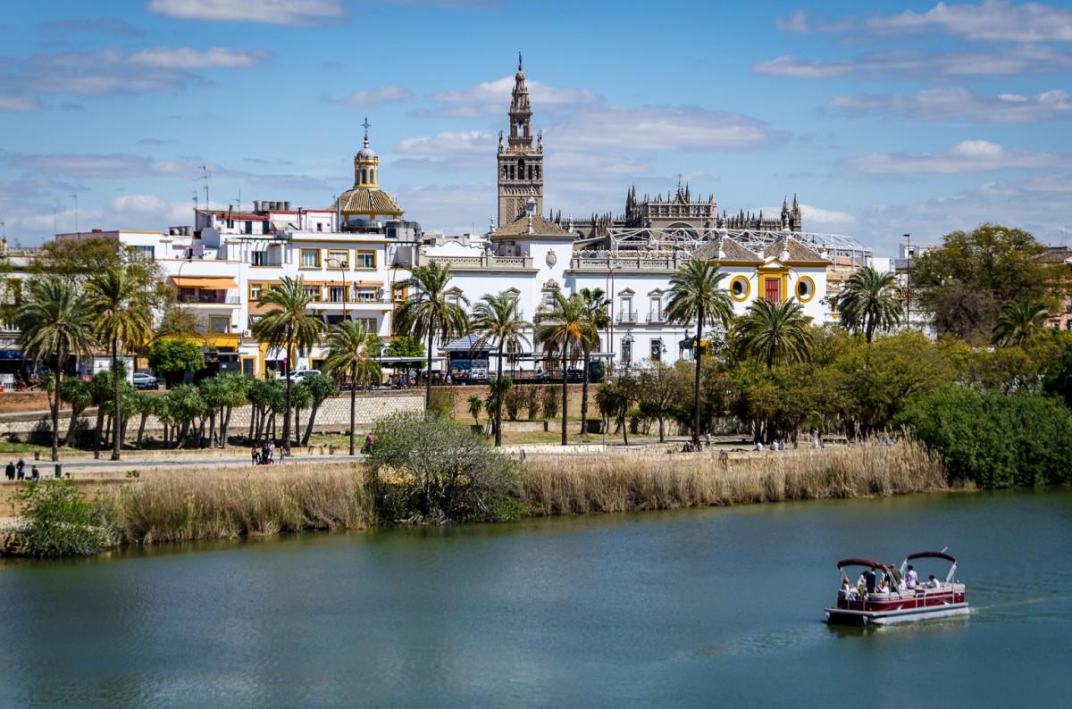 Zdjęcia: Sevilla, Andaluzja, garść słońca..., HISZPANIA