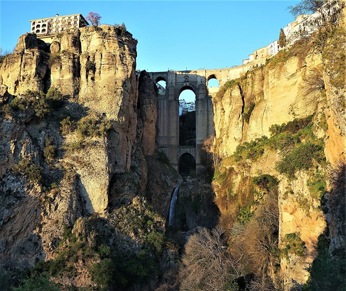 Zdjęcia: Ronda, Andaluzja, Puente Nuevo, HISZPANIA