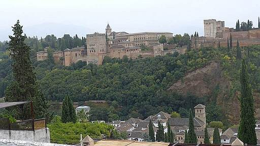 Zdjęcia: Granada, Andaluzja, Alhambra, HISZPANIA