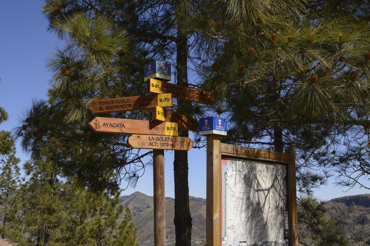 Zdjęcia: Degollada de La Goleta, Wyspy Kanaryjskie - Gran Canaria, dokąd teraz?, HISZPANIA