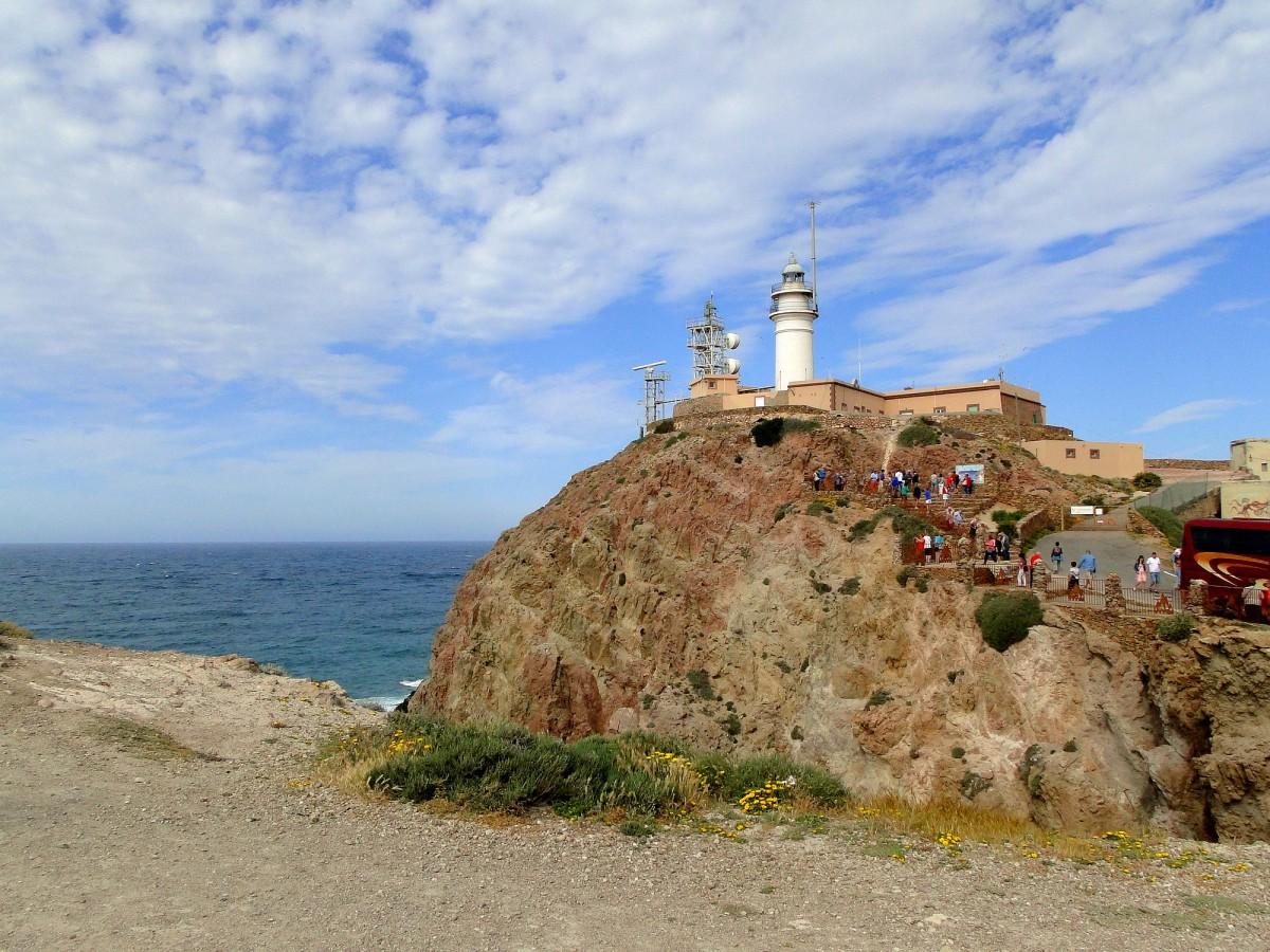 Zdjęcia: Cabo de Gata, Andaluzja, Klimaty Andaluzji - przylądek Cabo de Gata, HISZPANIA