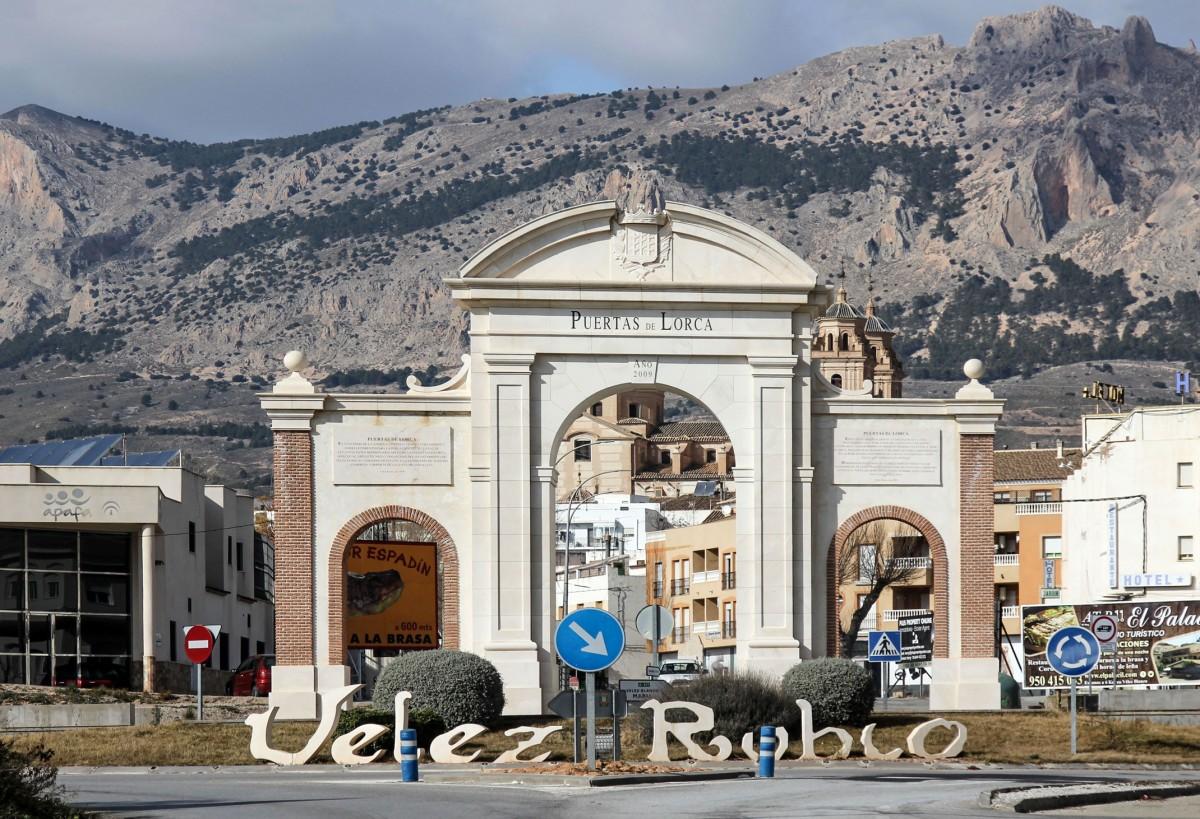 Zdjęcia: Vélez-Rubio, Andaluzja, Almería,  Puertas de Lorca, HISZPANIA