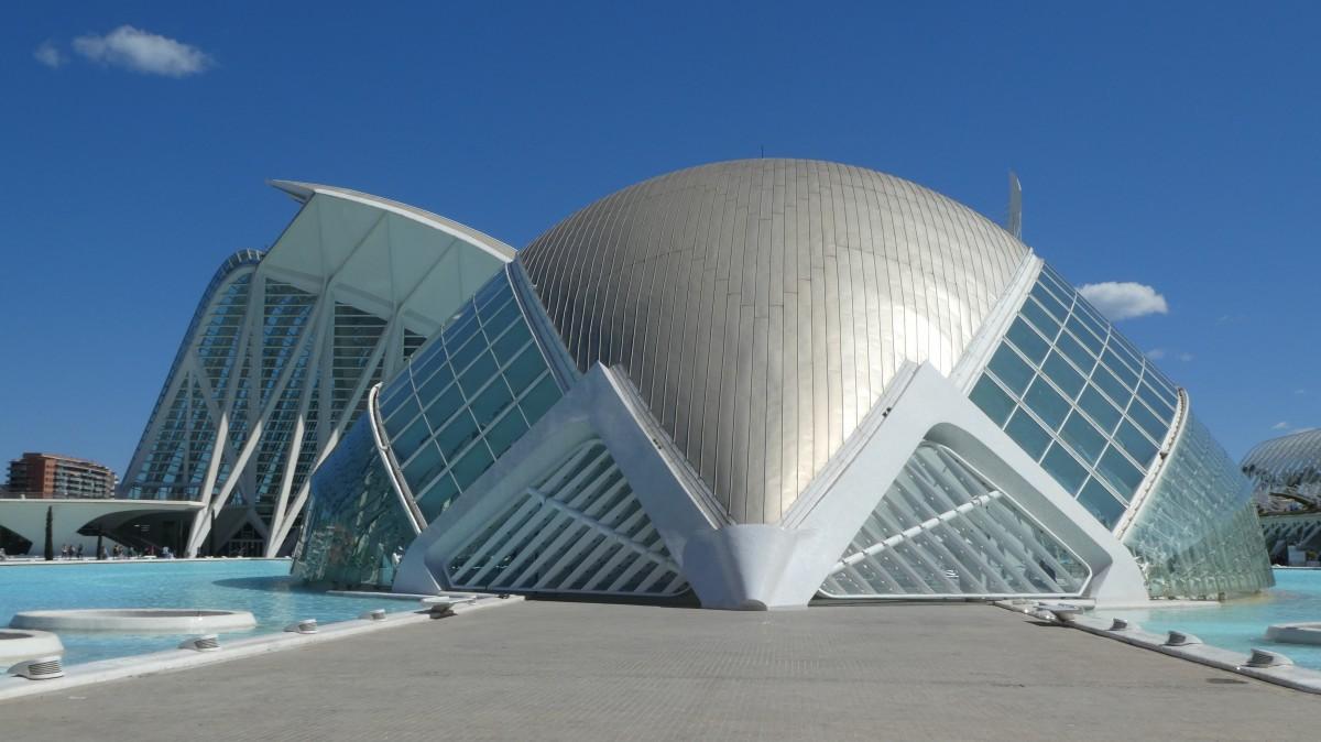 Zdjęcia: Walencja, Walencja, Kino L'Hemisfèric IMAX, HISZPANIA
