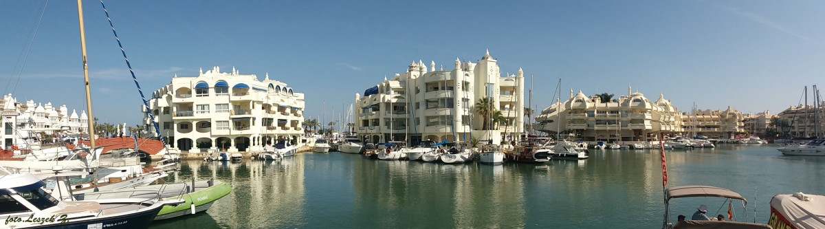 "Zdjęcia: Benalmadena., Costa del Sol., ""Puerto Marina"" - Benalmadena. , HISZPANIA"