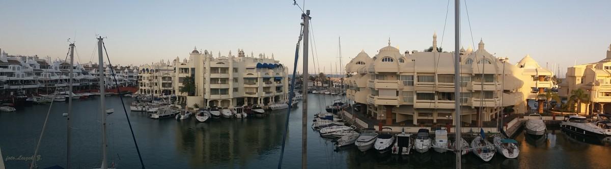 "Zdjęcia: Benalmadena., Costa del Sol., Benalmadena - ""Puerto Marina"", HISZPANIA"