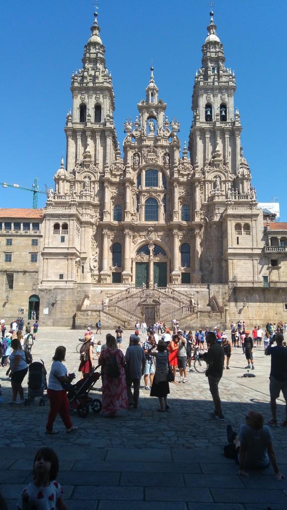 Zdjęcia: Santiago de Campostela, Galicja, Katedra św. Jakuba, HISZPANIA