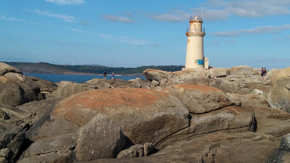 Zdjęcia: Muxia, Galicja, Latarnia morska, HISZPANIA