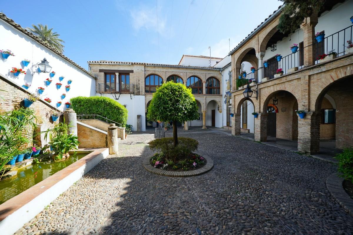 Zdjęcia: Kordoba, Andaluzja, Patio, HISZPANIA