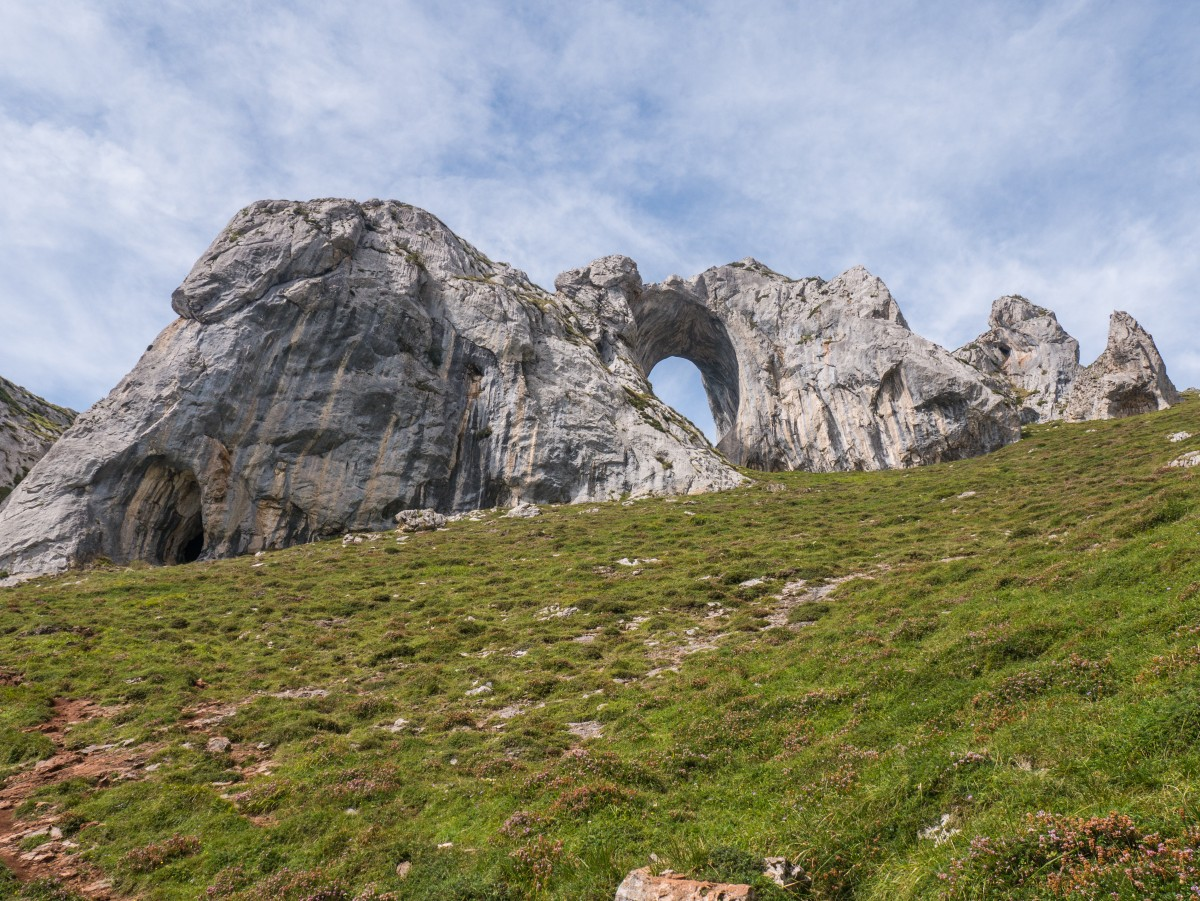 Zdjęcia: Pena Mea, Asturia, Oko Saurona, HISZPANIA
