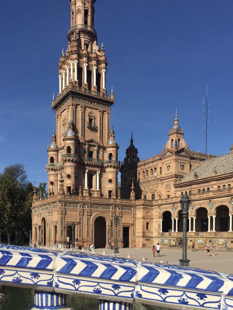 Zdjęcia: Plaza de España , Sevilla , Plac Hiszpański , HISZPANIA