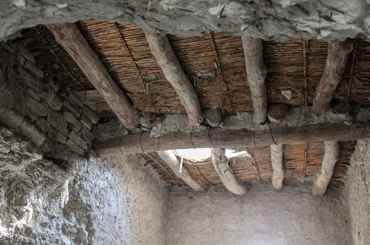 Zdjęcia: gdzieś po drodze, Andaluzja, Almería, Jak się buduje domki w skale, HISZPANIA