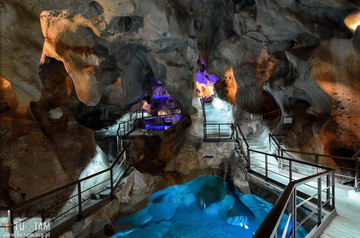 Zdjęcia: Jaskinia Tesoro, Costa del Sol, Costa del Sol - jaskinia Tesoro, HISZPANIA