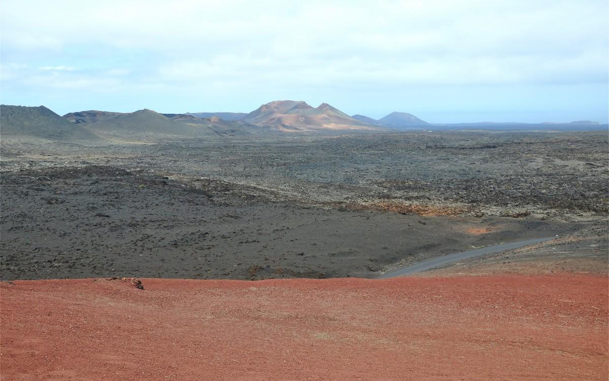Zdjęcia: Lanzarote, Wyspy Kanaryjskie, Krajobrazy Lanzarote, HISZPANIA