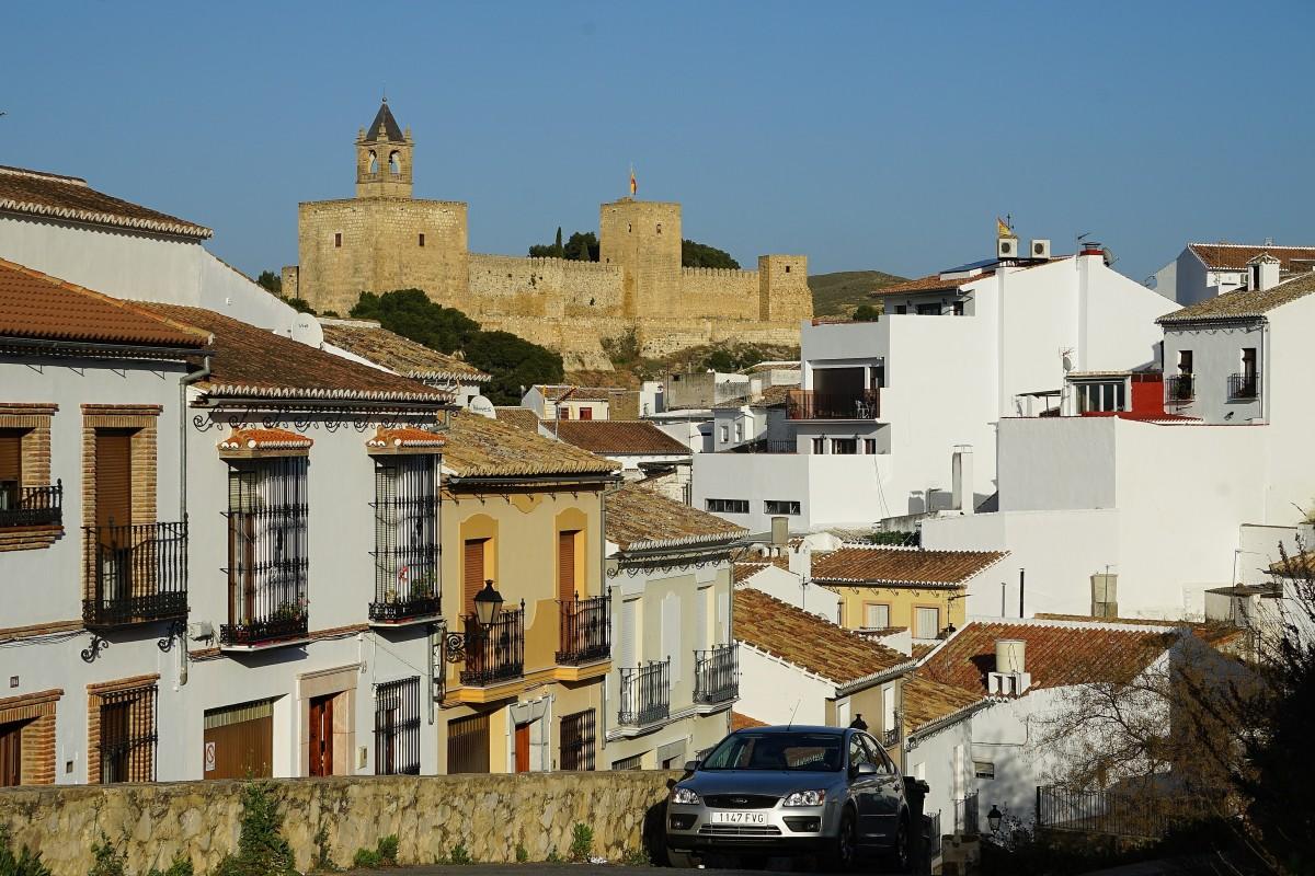 Zdjęcia: Antequera,  Andaluzja, Architektura miasta, HISZPANIA