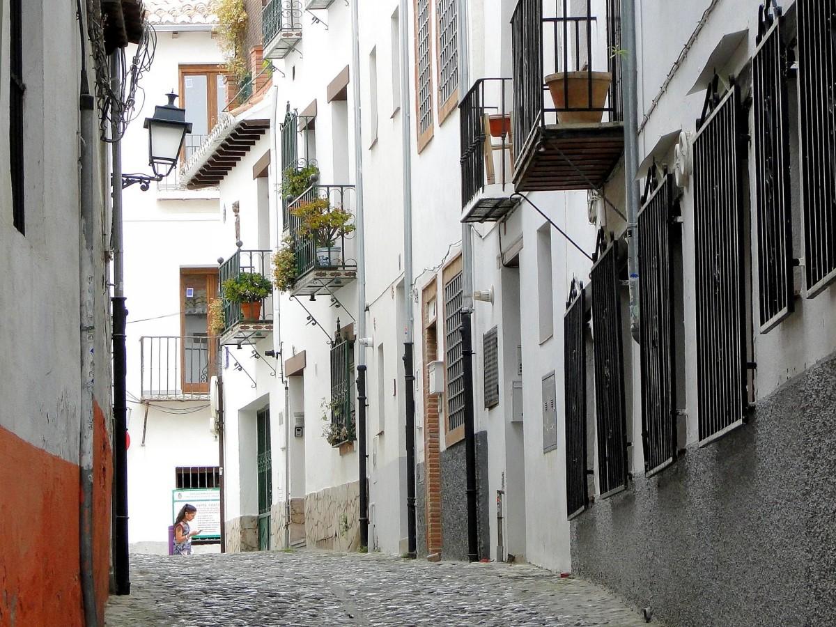 Zdjęcia: Granada, Andaluzja, Andaluzyjskie klimaty, HISZPANIA