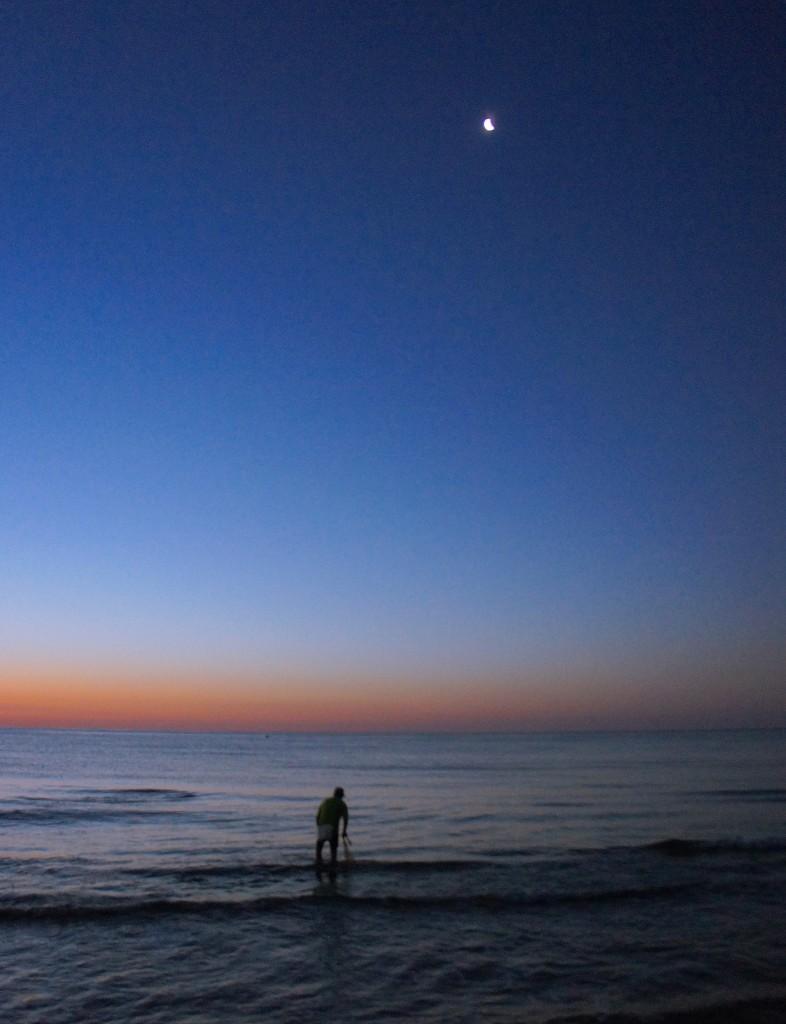 Zdjęcia: ., Alicante, połów o poranku, HISZPANIA