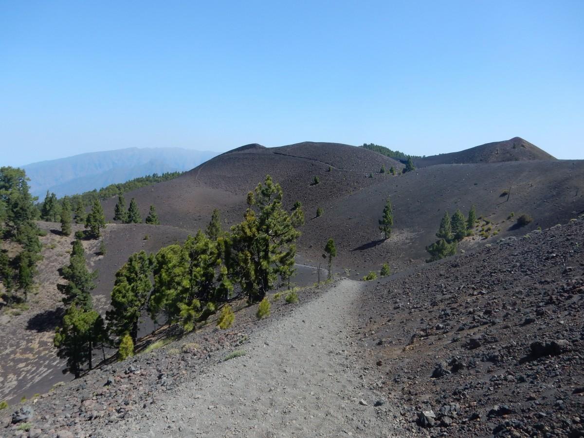 Zdjęcia: La Palma, Wyspy Kanaryjskie, na szlakach La Palmy, HISZPANIA
