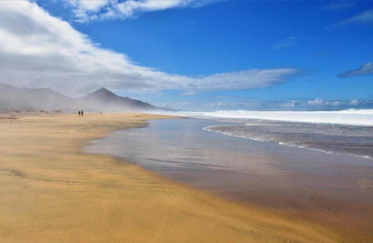 Zdjęcia: Cofete, Fuertventura, Plaża Cofete, HISZPANIA