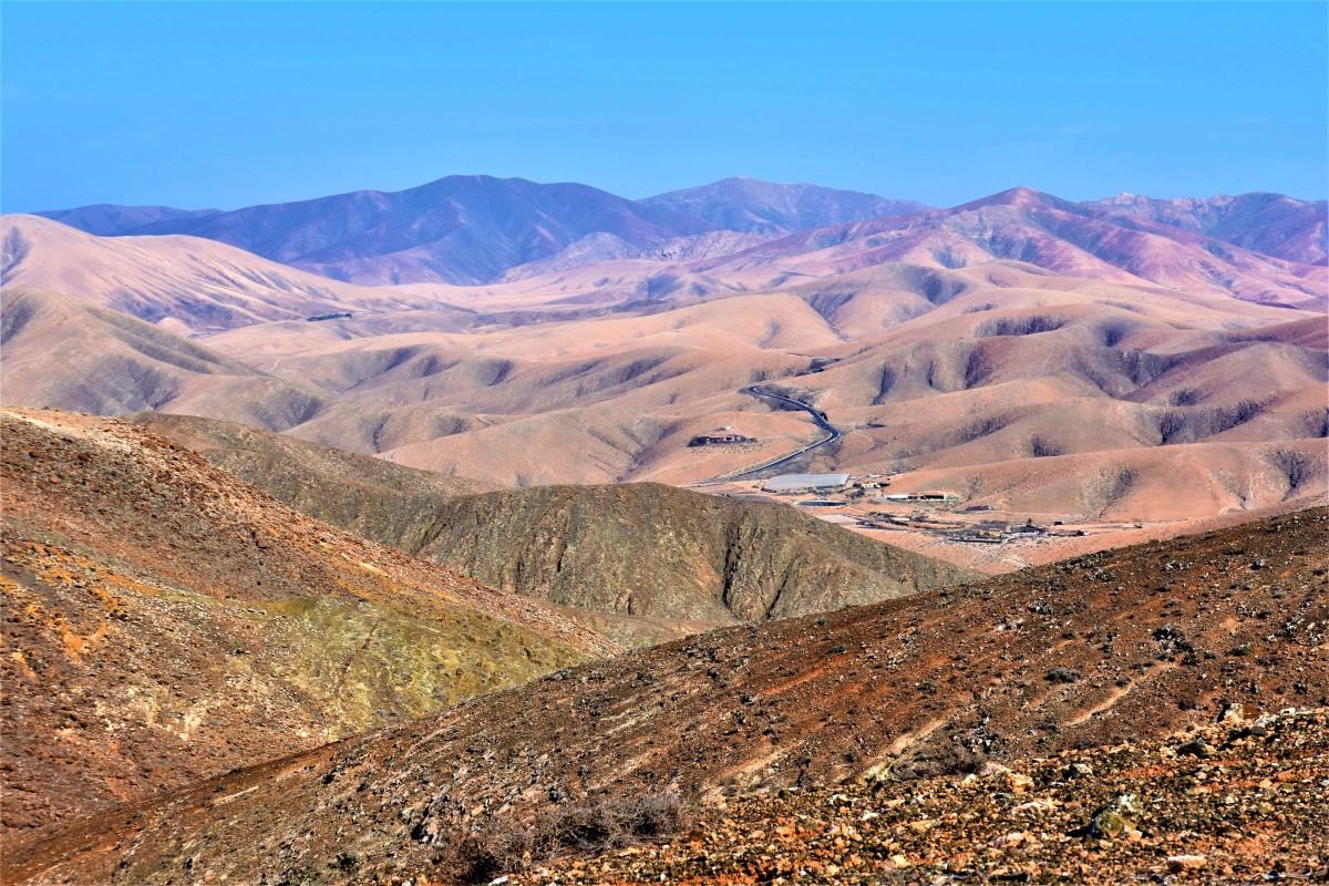 Zdjęcia: interior, widziane po drodze do Ajuy, Fuertventura, Po drodze do Ajuy, HISZPANIA