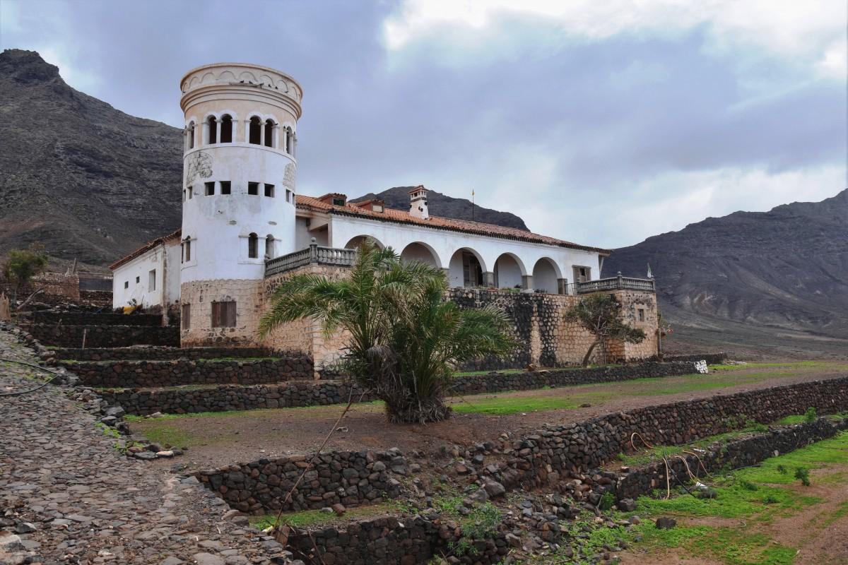 Zdjęcia: Cofete, Fuertventura, Tajemnicza Willa Wintera, HISZPANIA
