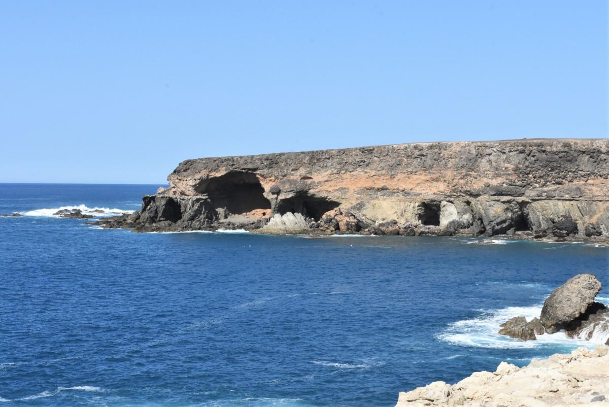 Zdjęcia: Ajuy, Fuerteventura, Ajuy, groty, HISZPANIA