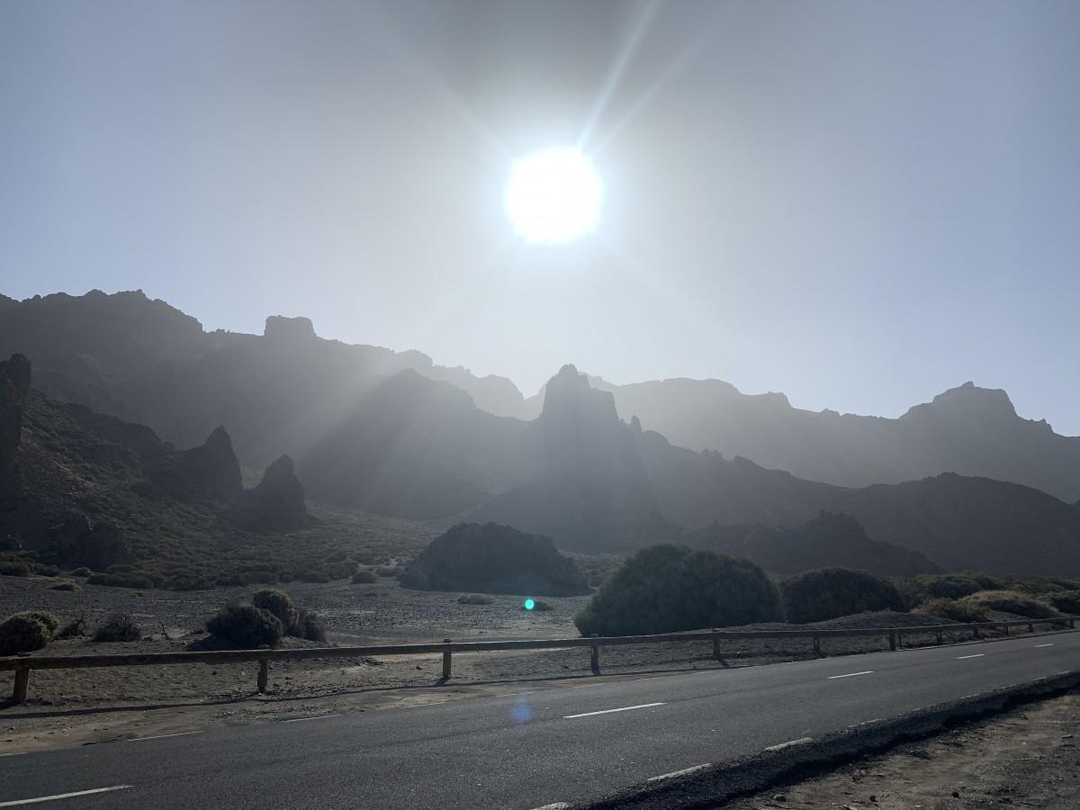 Zdjęcia: Teneryfa, Księżycowy krajobraz , HISZPANIA