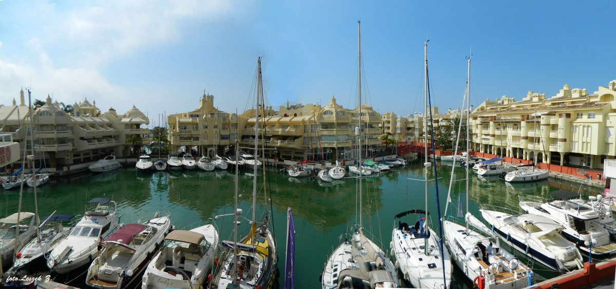 Zdjęcia: Benalmadena., Andaluzja., Benalmadena - Puerto Marina., HISZPANIA