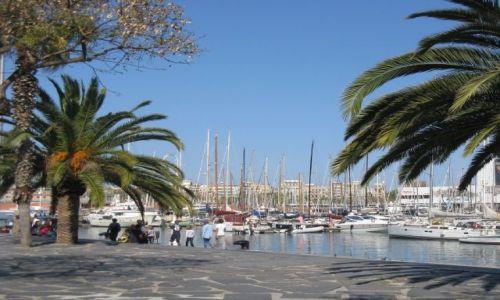 Zdjecie HISZPANIA / - / Barcelona / Port