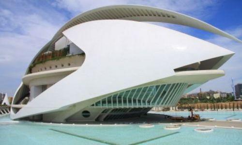 Zdjecie HISZPANIA / - / Valencia / opera house