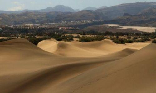Zdjecie HISZPANIA / Gran Canaria / Maspalomas / Morze piasku