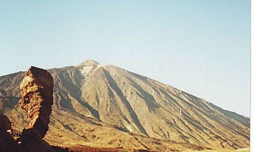 Zdjecie HISZPANIA / Las Islas Canarias / Teneryfa / Pico del Teide