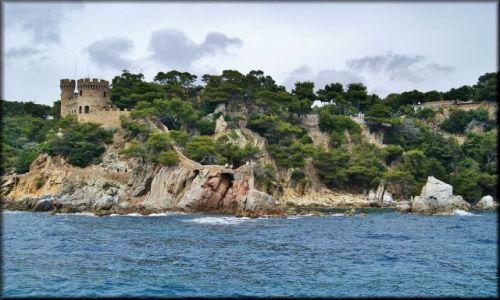 Zdjecie HISZPANIA / Katalonia / Lloret de Mar / Wybrzeża Lloret de Mar